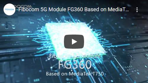 Fibocom FG360 video 1