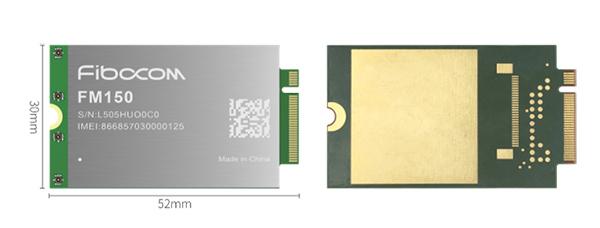 Fibocom FM150 5G module