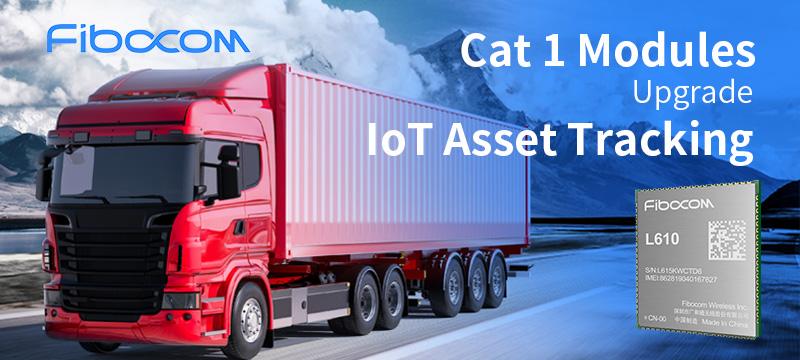 Fibocom's Cat 1 Modules Empower Asset Tracking to Enhance Logistics Management