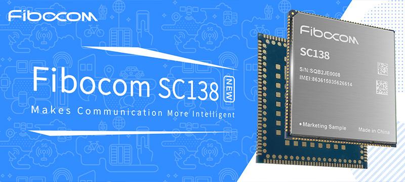 Fibocom SC138 module