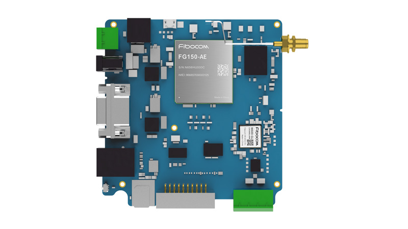 Fibocom WiFi 600 module+5G