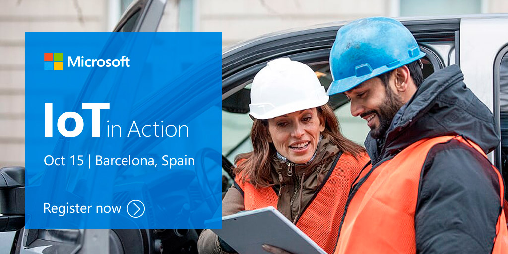 IoT in Action Barcelona 2018