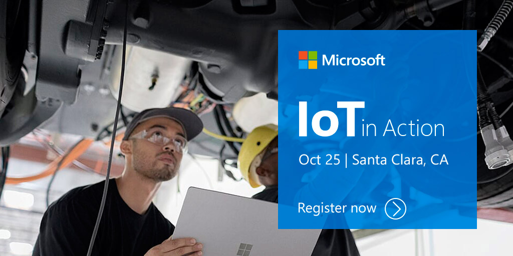 IoT in Action Santa Clara 2018