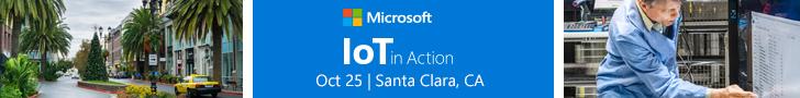 IoT in Action Santa Clara, Register for Free