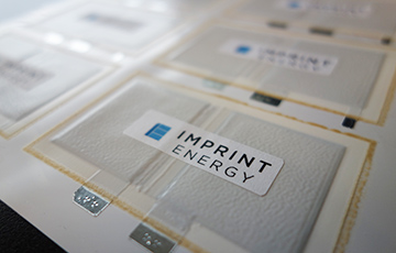 Semtech and Imprint Energy Collaborate to Power IoT Sensors and Devices