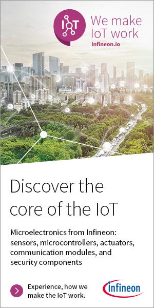 Infineon IoT banner 300x600