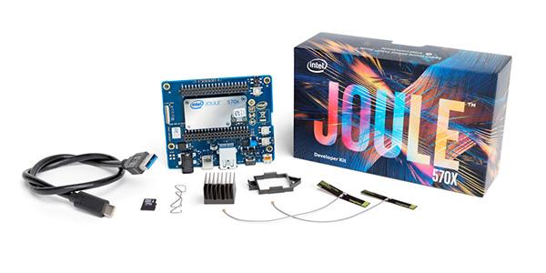 Intel Joule IoT developer kit