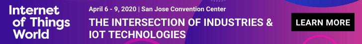 Register for IoT World 2020