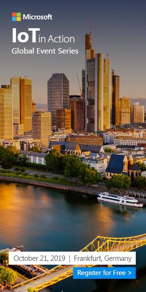 Register for IoT in Action Frankfurt