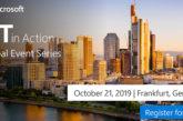 IoT in Action Frankfurt 2019