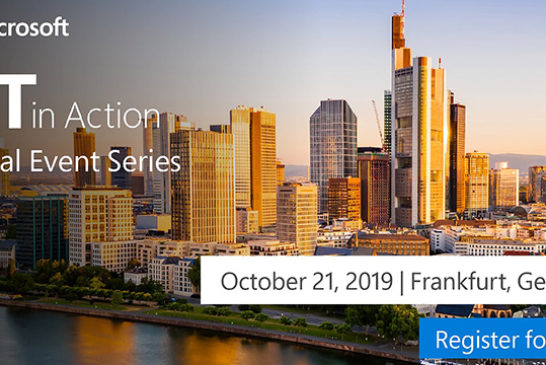 IoT in Action Frankfurt 2019