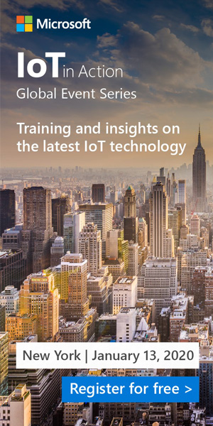 Register for IoT in Action New York 2020