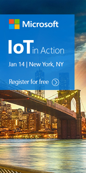 IoT in Action New York