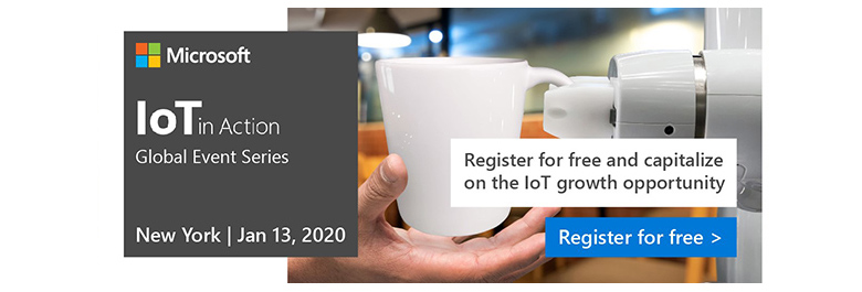 IoT in Action New York 2020