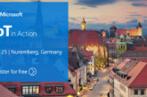 Recommended IoT event: IoT in Action Nuremberg – Feb.25, 2019