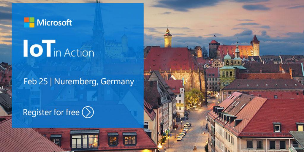 IoT in Action Nuremberg