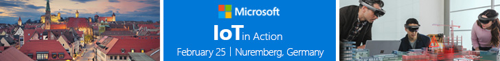 Register now for IoT in Action Nuremberg