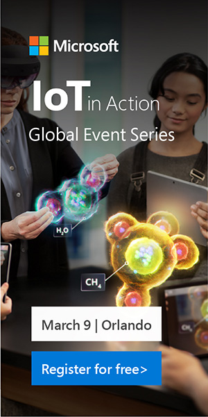 Register for IoT in Action Orlando (March 9)