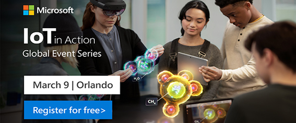 Register for IoT in Action Orlando