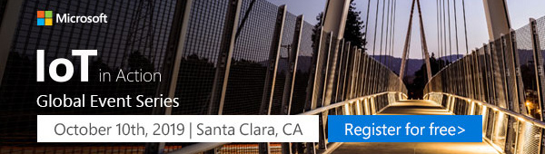Register for IoT in Action Santa Clara