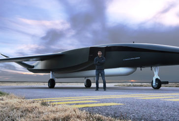 Aevum Rolls Out Ravn X The World's First Autonomous Launch Vehicle and the Largest Unmanned Aircraft System (UAS)