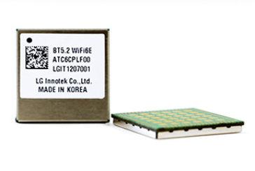 LG Innotek Develops the World's First Automotive Wi-Fi 6E Module