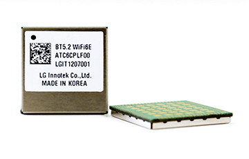 LG Innotek Develops the World's First Automotive Wi-Fi 6E Module