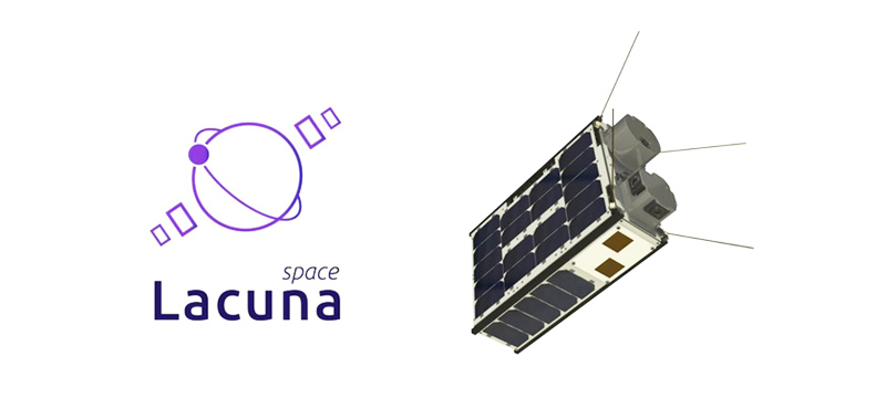Lacuna Space nanosatellite