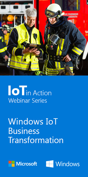 MS IoT in Action webinars