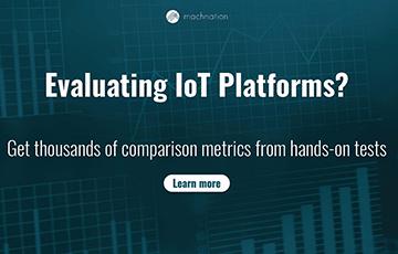 IoT Platform Test Lab Data for Industrial Entreprises