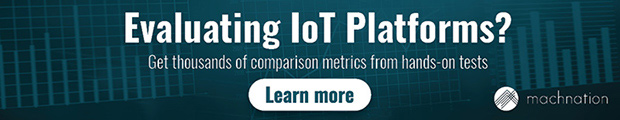 Get IoT platforms comparisons from MachNation