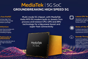 MediaTek Unveils New 5G SoC for First Wave of 5G Flagship Devices
