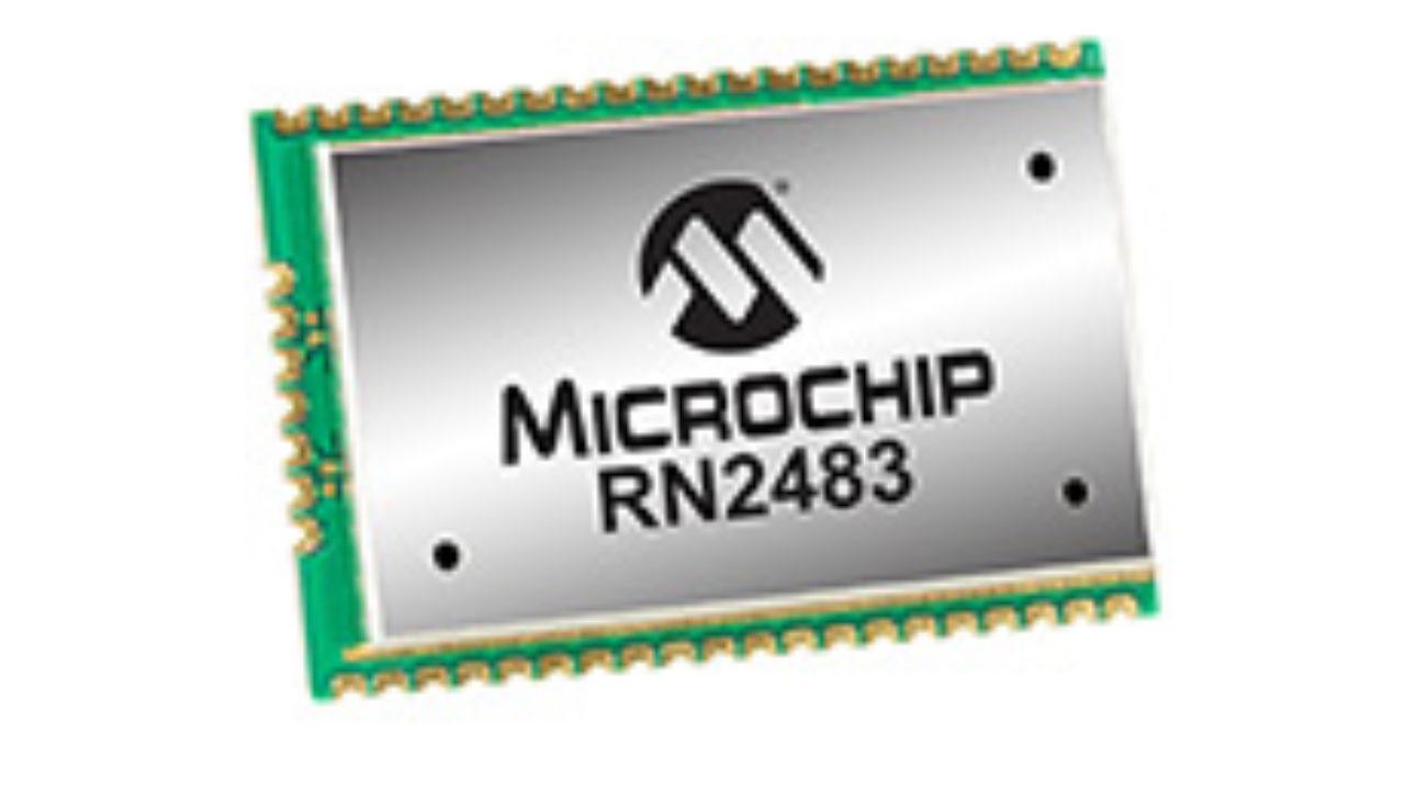 Microchip's LoRa® Wireless Module is World's First to Pass