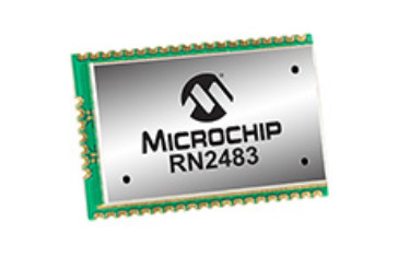 Microchip's LoRa® Wireless Module is World's First to Pass LoRa Alliance Certification; Ensures Interoperation of Long-Range, Low-Power IoT Networks
