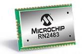 Microchip LoRa Technology Wireless Module Enables IoT: First Module for Ultra Long-Range and Low-Power Network Standard
