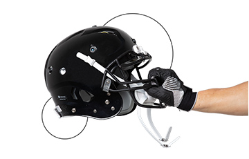 Telit 5G Powers ORBI's Football Helmets with 360° 8K Cameras to Give Fans a Player's Perspective