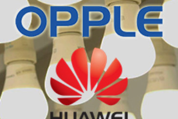 OPPLE Lighting Partners With Huawei on Smart Home
