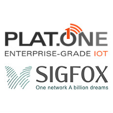PLAT.ONE and SIGFOX Partner to Deliver Global Enterprise-Grade Internet of Things Solutions