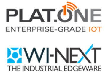 Wi-NEXT and PLAT.ONE Partner to offer the first Industrial Edgeware Platform to power IoT and Fog Computing