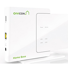 Qivicon Home Base Station