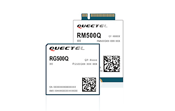 Quectel 5G modules