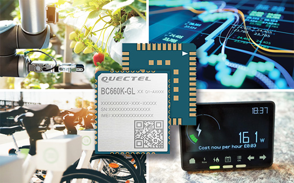 Quectel BC660K-GL module