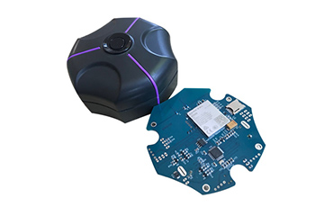 Quectel BG96 module integrated in SmartUp Cities smart waste management solution
