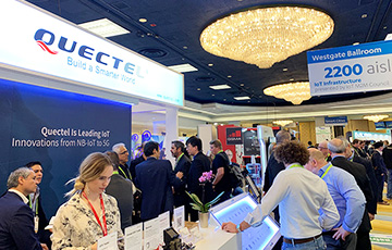 CES 2019: Quectel New Products to Accelerate IoT Innovations