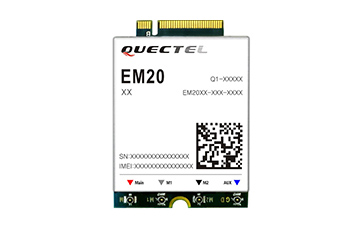 Quectel LTE Cat 20 Module Realizes Industry's Highest 2Gbps Download