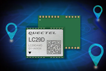 Quectel and Broadcom cooperate to launch superior performance dual-band sub-meter level GNSS positioning module for eMobility