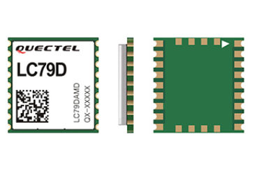 Quectel Announces Dual-band High-precision Positioning Module Based on Broadcom BCM47755