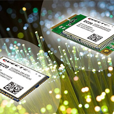 Quectel Launches Latest Multi-mode LTE Modules