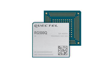Quectel RG500Q 5G module