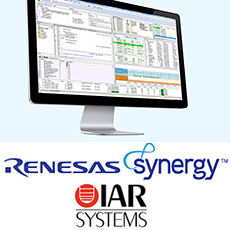 IAR Systems partners with Renesas Electronics for complete IoT solutions platform
